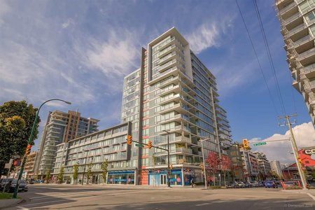 R2223261 - 310 1783 MANITOBA STREET, False Creek, Vancouver, BC - Apartment Unit