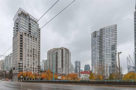 R2223298 - 705 989 BEATTY STREET, Yaletown, Vancouver, BC - Apartment Unit