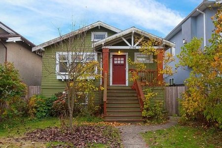 R2223383 - 2786 PANDORA STREET, Hastings East, Vancouver, BC - House/Single Family