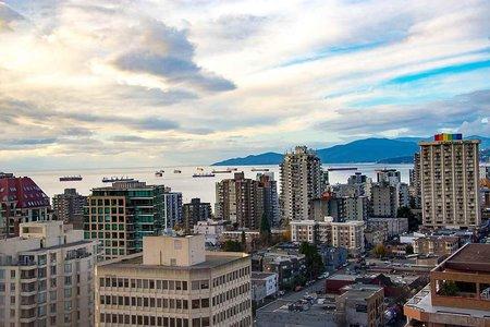 R2223392 - 2804 1189 HOWE STREET, Downtown VW, Vancouver, BC - Apartment Unit