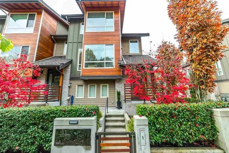 R2223427 - 1 897 PREMIER STREET, Lynnmour, North Vancouver, BC - Townhouse
