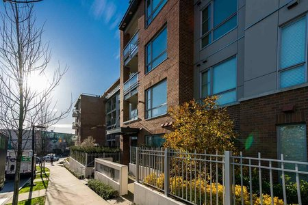 R2223503 - 215 1621 HAMILTON AVENUE, Hamilton, North Vancouver, BC - Apartment Unit