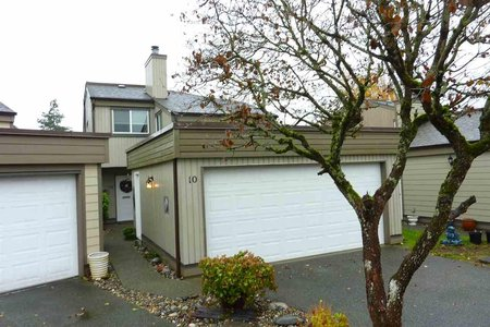 R2223620 - 10 9880 PARSONS ROAD, Woodwards, Richmond, BC - Townhouse