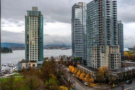 R2223653 - 906 555 JERVIS STREET, Coal Harbour, Vancouver, BC - Apartment Unit