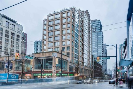 R2223782 - 1203 822 HOMER STREET, Downtown VW, Vancouver, BC - Apartment Unit