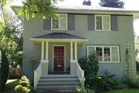 R2223972 - 3794 W 30TH AVENUE, Dunbar, Vancouver, BC - House/Single Family