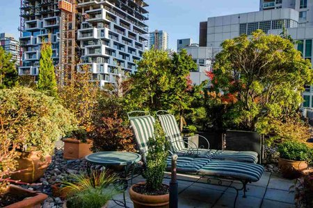 R2224014 - 708 1500 HORNBY STREET, Yaletown, Vancouver, BC - Apartment Unit