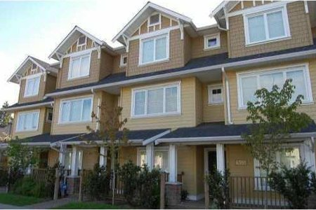 R2224036 - 4378 KNIGHT STREET, Knight, Vancouver, BC - Townhouse