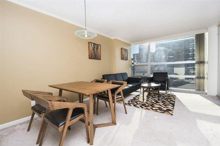 R2224085 - 802 1050 BURRARD STREET, Downtown VW, Vancouver, BC - Apartment Unit