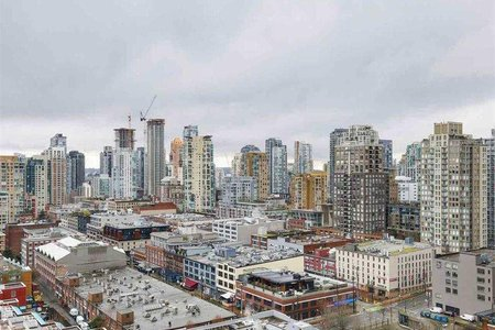 R2224236 - 2305 930 CAMBIE STREET, Yaletown, Vancouver, BC - Apartment Unit