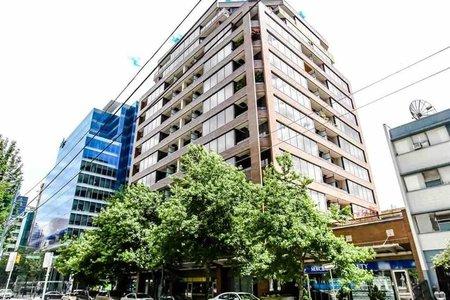 R2224552 - 604 1010 HOWE STREET, Downtown VW, Vancouver, BC - Apartment Unit