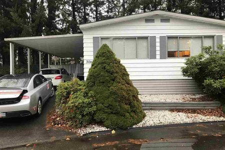 R2224617 - 306 1840 160 STREET, King George Corridor, Surrey, BC - Manufactured
