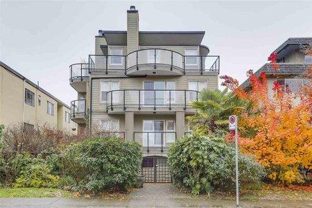 R2224645 - 4 1966 YORK AVENUE, Kitsilano, Vancouver, BC - Apartment Unit