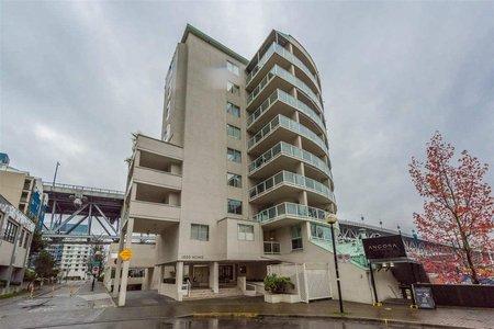 R2225030 - 205 1600 HOWE STREET, Yaletown, Vancouver, BC - Apartment Unit