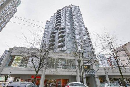 R2225119 - 808 1212 HOWE STREET, Downtown VW, Vancouver, BC - Apartment Unit