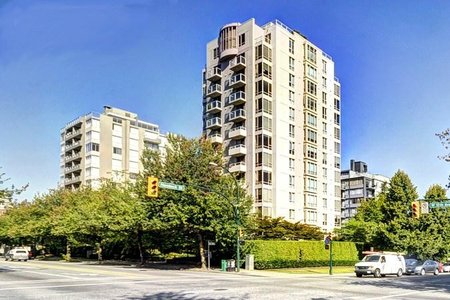 R2225202 - 703 1405 W 12TH AVENUE, Fairview VW, Vancouver, BC - Apartment Unit