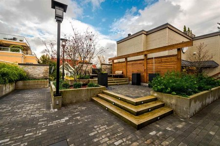 R2225228 - 10 1263 W 8TH AVENUE, Fairview VW, Vancouver, BC - Townhouse