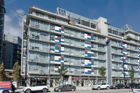 R2225243 - 803 63 W 2ND AVENUE, False Creek, Vancouver, BC - Apartment Unit