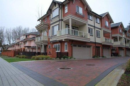 R2225247 - 8 7199 MOFFATT ROAD, Brighouse South, Richmond, BC - Townhouse