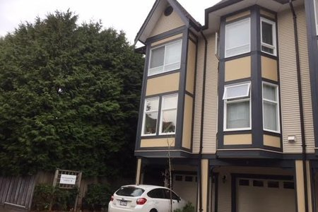 R2225306 - 9 6099 ALDER STREET, McLennan North, Richmond, BC - Townhouse