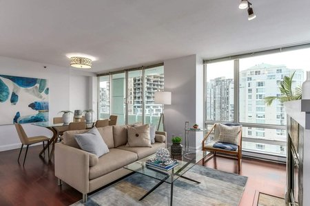 R2225315 - 2001 1500 HORNBY STREET, Yaletown, Vancouver, BC - Apartment Unit