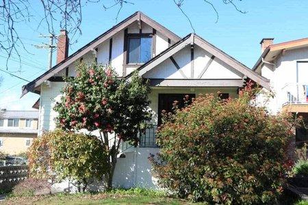 R2225562 - 1725 PARKER STREET, Grandview VE, Vancouver, BC - House/Single Family