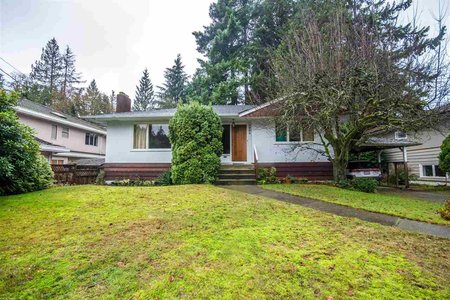 R2225619 - 3939 RUBY AVENUE, Edgemont, North Vancouver, BC - House/Single Family