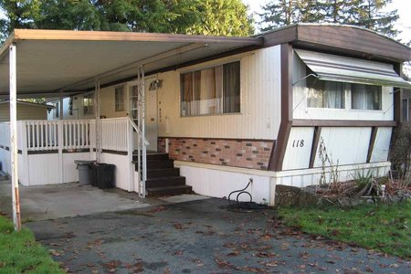 R2225639 - 118 7790 KING GEORGE BOULEVARD, Queen Mary Park Surrey, Surrey, BC - Manufactured