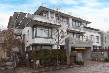 R2225643 - 5982 CHANCELLOR MEWS, University VW, Vancouver, BC - Townhouse