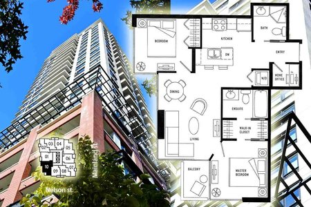 R2225730 - 2210 977 MAINLAND STREET, Yaletown, Vancouver, BC - Apartment Unit
