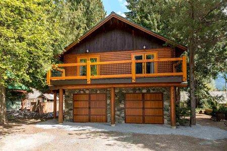 R2225996 - 8216 RAINBOW DRIVE, Alpine Meadows, Whistler, BC - House/Single Family