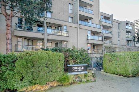 R2226216 - PH4 1040 PACIFIC STREET, West End VW, Vancouver, BC - Apartment Unit