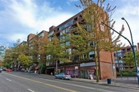 R2226236 - 306 1330 BURRARD STREET, Downtown VW, Vancouver, BC - Apartment Unit