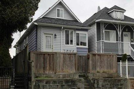 R2226276 - 1613 E 12TH AVENUE, Grandview VE, Vancouver, BC - House/Single Family