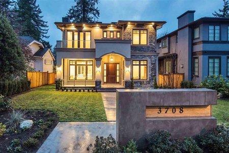 R2226315 - 3708 W 35TH AVENUE, Dunbar, Vancouver, BC - House/Single Family
