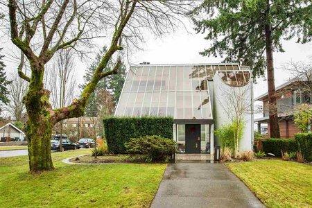 R2226360 - 4006 W 34TH AVENUE, Dunbar, Vancouver, BC - House/Single Family