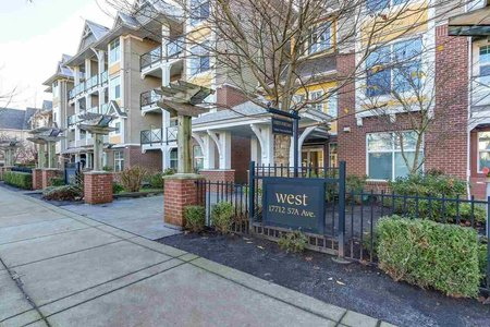 R2226415 - 209 17712 57A AVENUE, Cloverdale BC, Surrey, BC - Apartment Unit