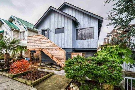 R2226454 - 4961 SOMERVILLE STREET, Fraser VE, Vancouver, BC - House/Single Family