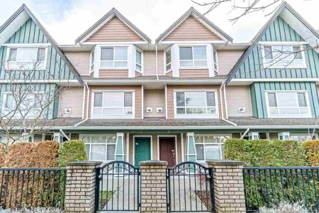 R2226474 - 8 8080 BENNETT ROAD, Brighouse South, Richmond, BC - Townhouse