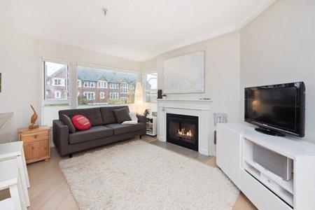 R2226567 - 211 2020 W 8TH AVENUE, Kitsilano, Vancouver, BC - Apartment Unit