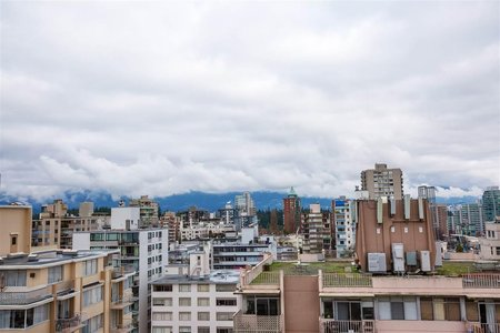R2226608 - 1507 1850 COMOX STREET, West End VW, Vancouver, BC - Apartment Unit