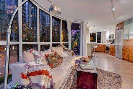 R2226639 - 306 555 JERVIS STREET, Coal Harbour, Vancouver, BC - Apartment Unit