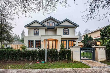 R2226694 - 7187 CYPRESS STREET, Kerrisdale, Vancouver, BC - House/Single Family