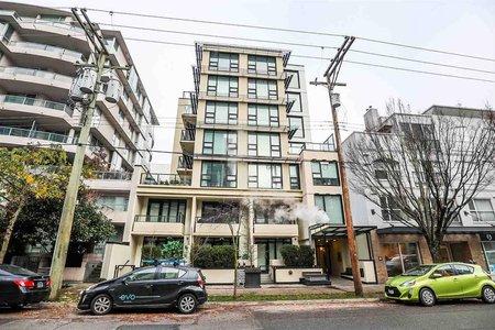 R2226890 - 302 555 W 7TH AVENUE, Fairview VW, Vancouver, BC - Apartment Unit