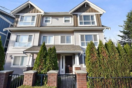 R2226962 - 4 7531 ST. ALBANS ROAD, Brighouse South, Richmond, BC - Townhouse
