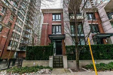 R2227062 - 360 SMITHE STREET, Yaletown, Vancouver, BC - Townhouse