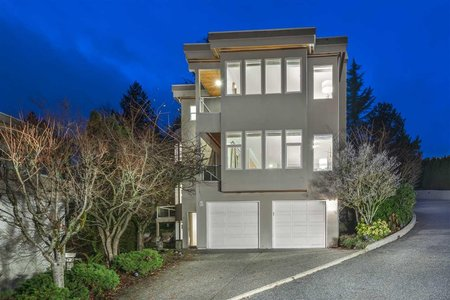 R2227081 - 2554 WESTHILL CLOSE, Westhill, West Vancouver, BC - House/Single Family