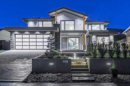 R2227105 - 920 MELBOURNE AVENUE, Edgemont, North Vancouver, BC - House/Single Family