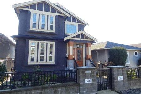 R2227146 - 536 E 56TH AVENUE, South Vancouver, Vancouver, BC - House/Single Family