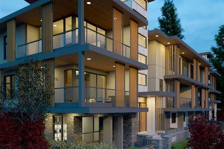 R2227185 - 6 1205 HAROLD ROAD, Lynn Valley, North Vancouver, BC - Townhouse